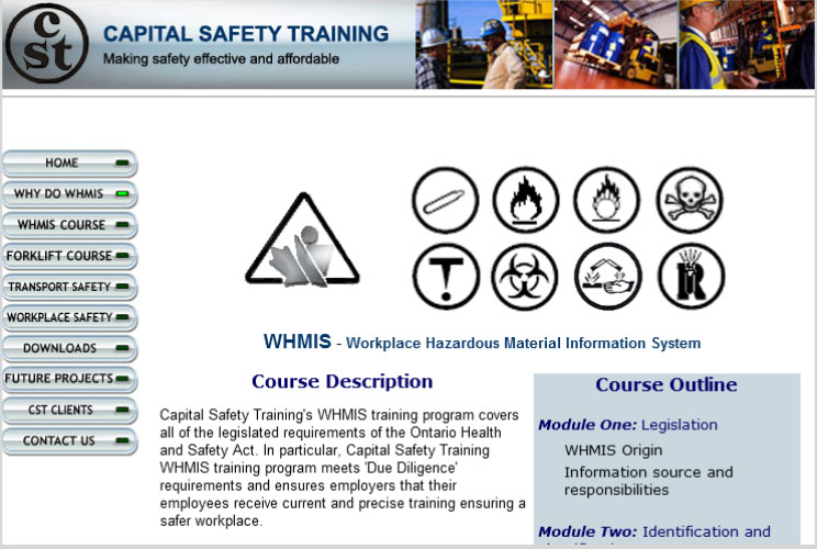 Capital Safety Training